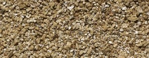 Vermiculite is een magnesium-aluminium-silicaat.