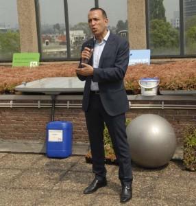 wethouder Choho Amsterdam